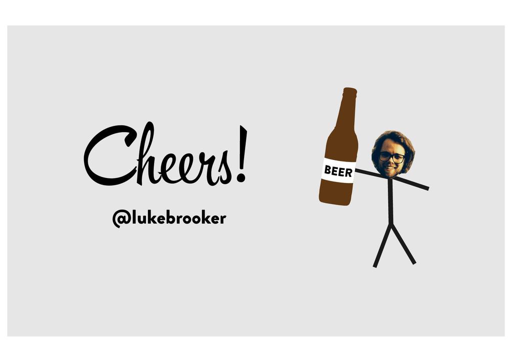 Ch s! @lukebrooker