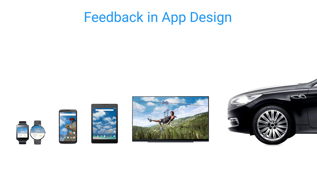 Feedback Why is important? in App Design Intera...