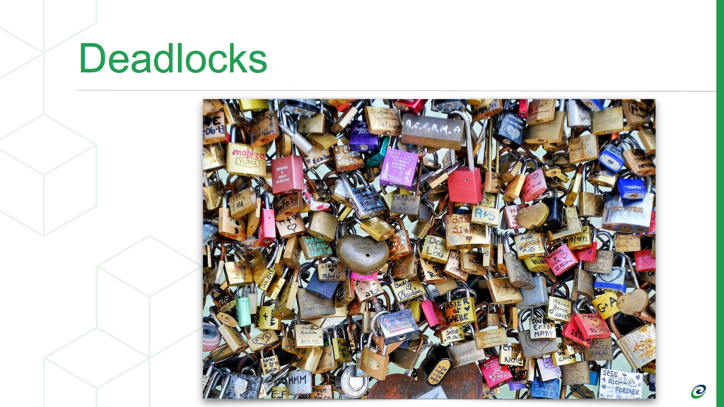 What is a Lock? • Protects against concurrent m...