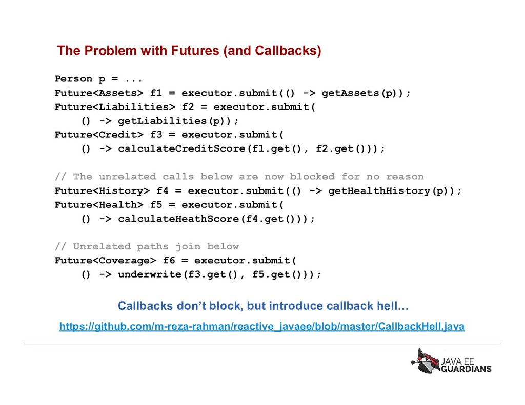 The Problem with Futures (and Callbacks) Person...