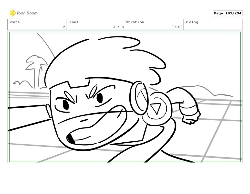 Scene 15 Panel C / 4 Duration 00:02 Dialog Page...