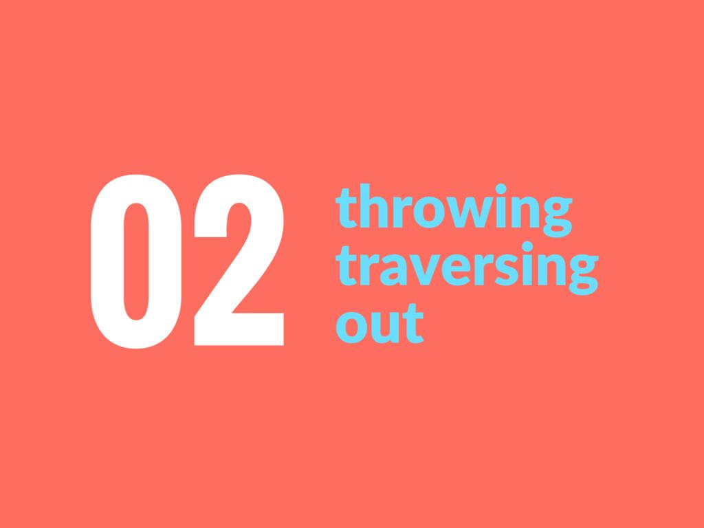 throwing traversing out 02