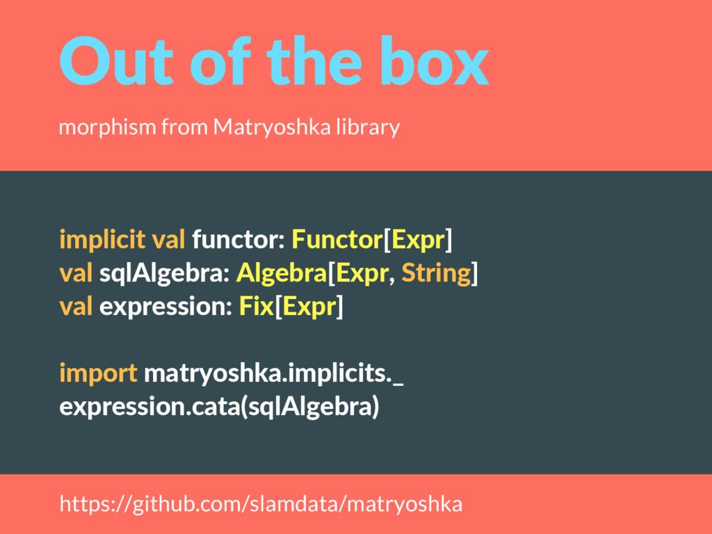 morphism from Matryoshka library https://github...