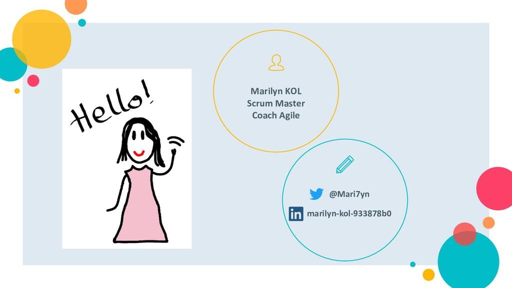 Marilyn KOL Scrum Master Coach Agile marilyn-ko...