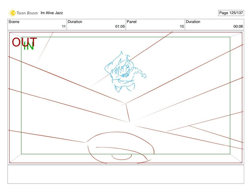 Scene 11 Duration 01:05 Panel 10 Duration 00:06...
