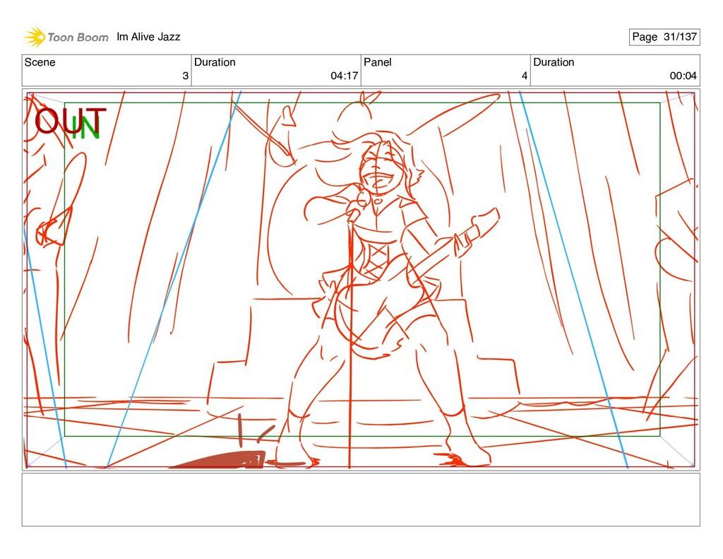 Scene 3 Duration 04:17 Panel 4 Duration 00:04 I...
