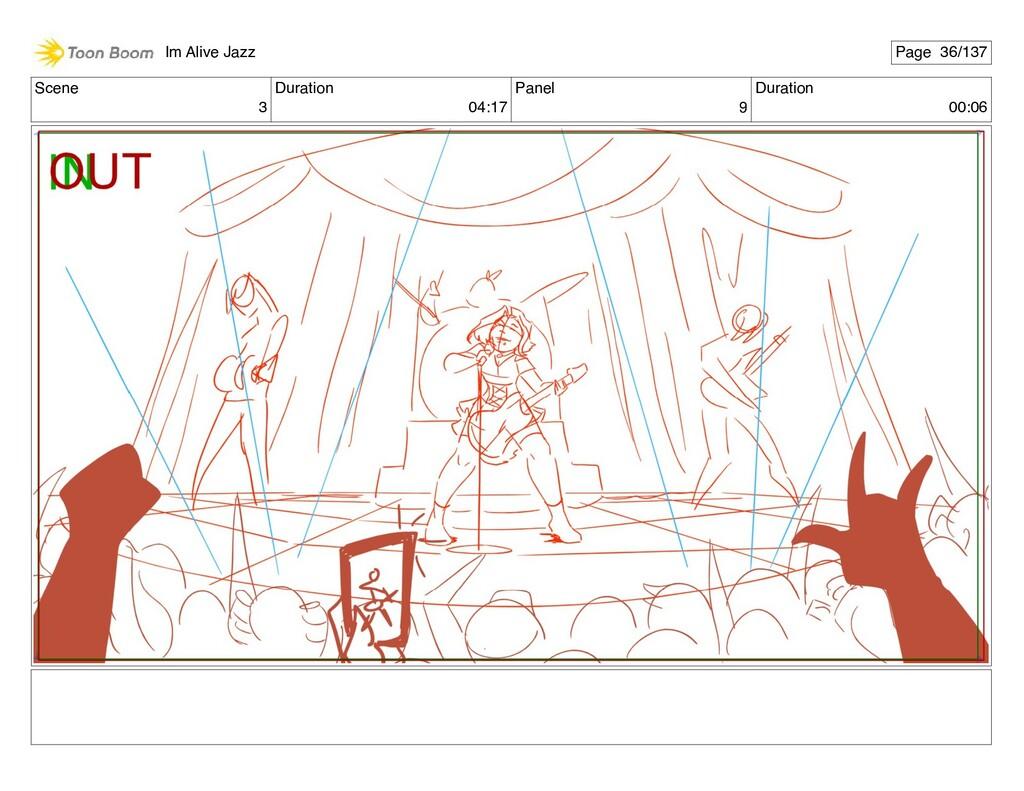 Scene 3 Duration 04:17 Panel 9 Duration 00:06 I...