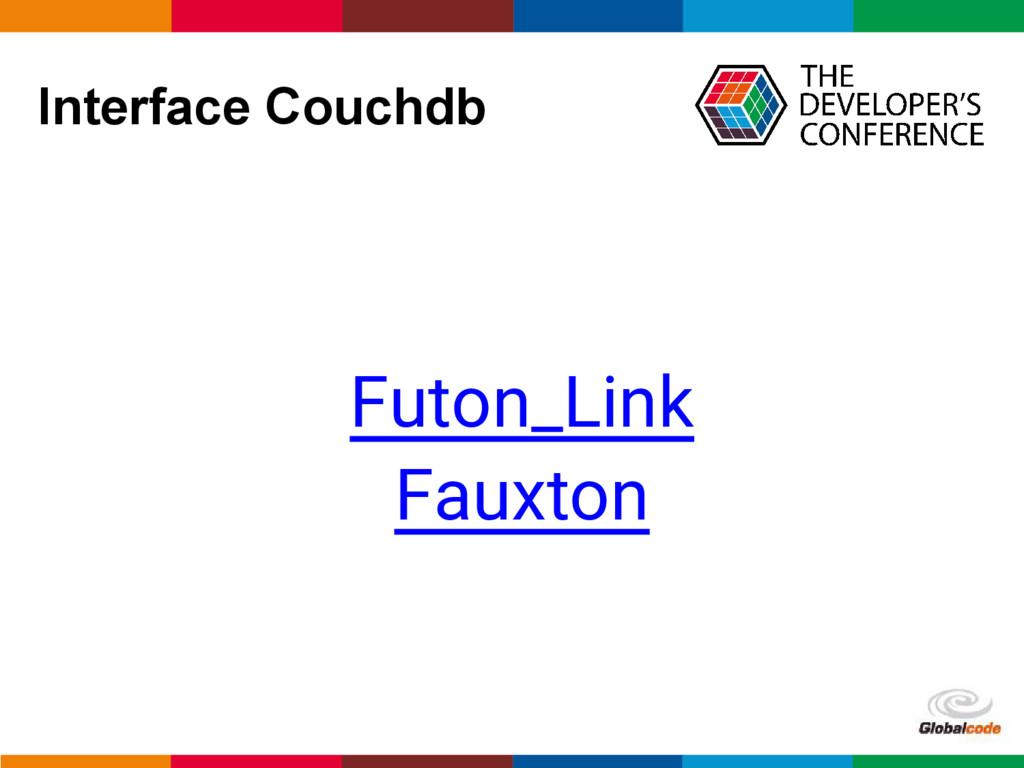 pen4education Interface Couchdb Futon_Link Faux...