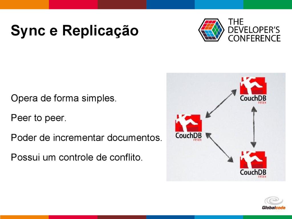 pen4education Sync e Replicação Opera de forma ...