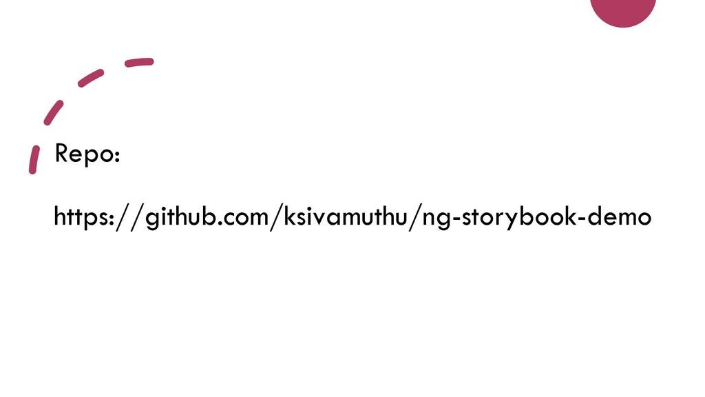 Repo: https://github.com/ksivamuthu/ng-storyboo...
