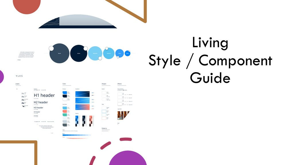 Living Style / Component Guide