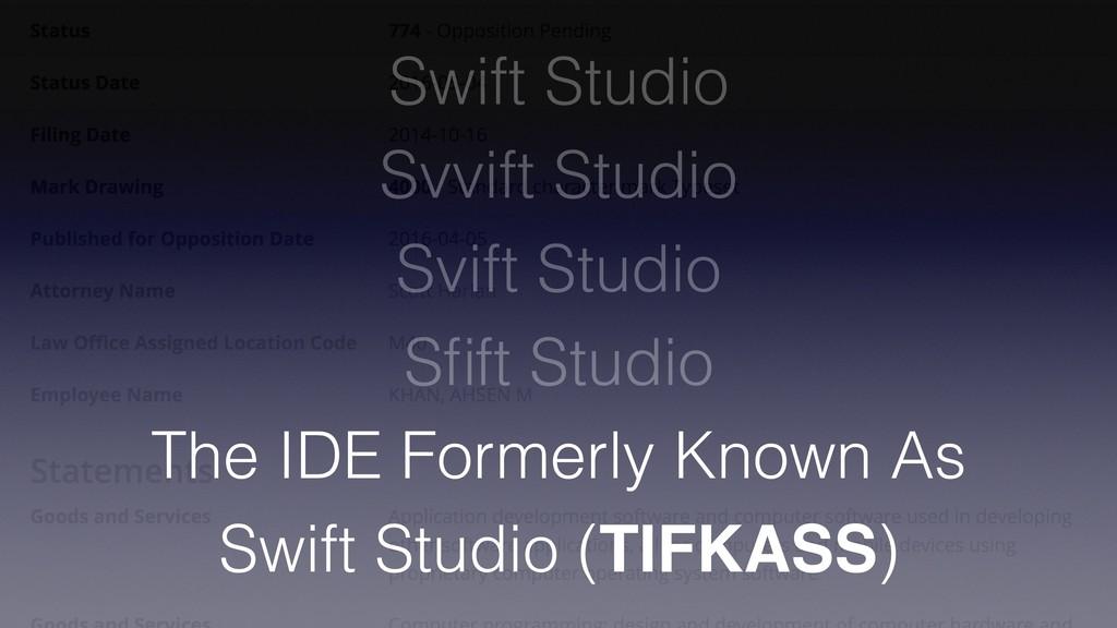 Swift Studio Svvift Studio Svift Studio Sfift St...