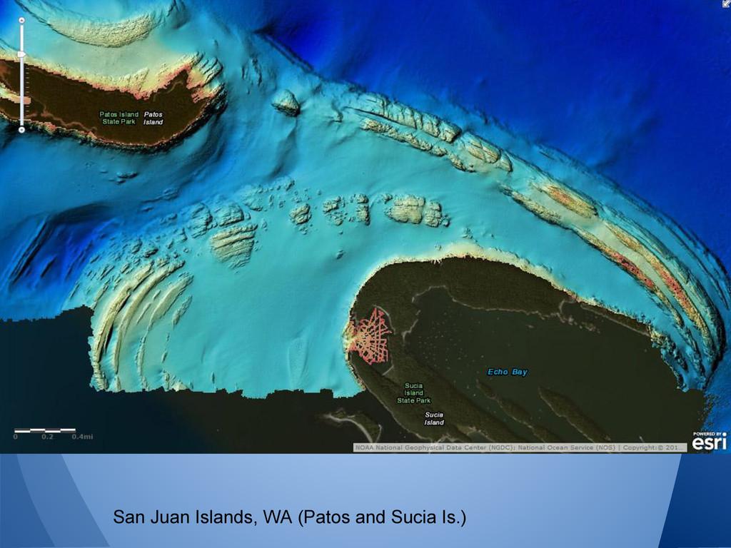 San Juan Islands, WA (Patos and Sucia Is.)
