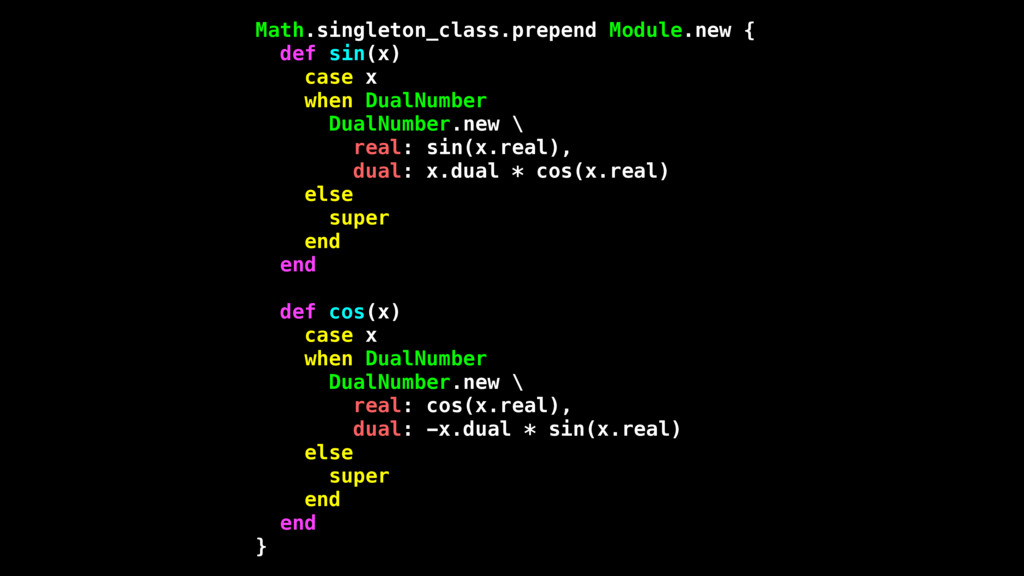 Math.singleton_class.prepend Module.new { def s...