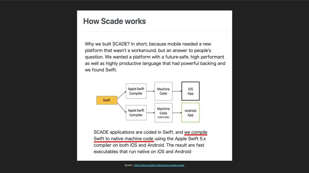 Quote : https://docs.scade.io/docs/how-scade-wo...