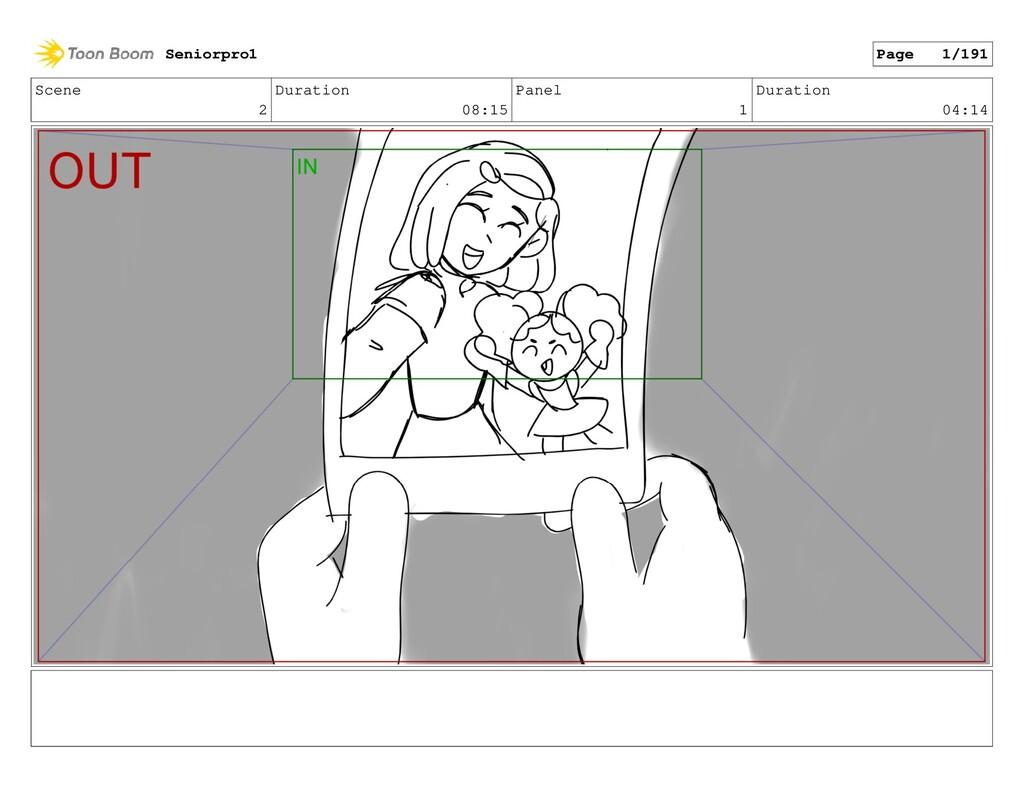 Scene 2 Duration 08:15 Panel 1 Duration 04:14 S...