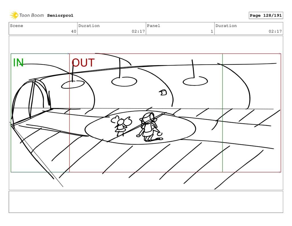 Scene 40 Duration 02:17 Panel 1 Duration 02:17 ...