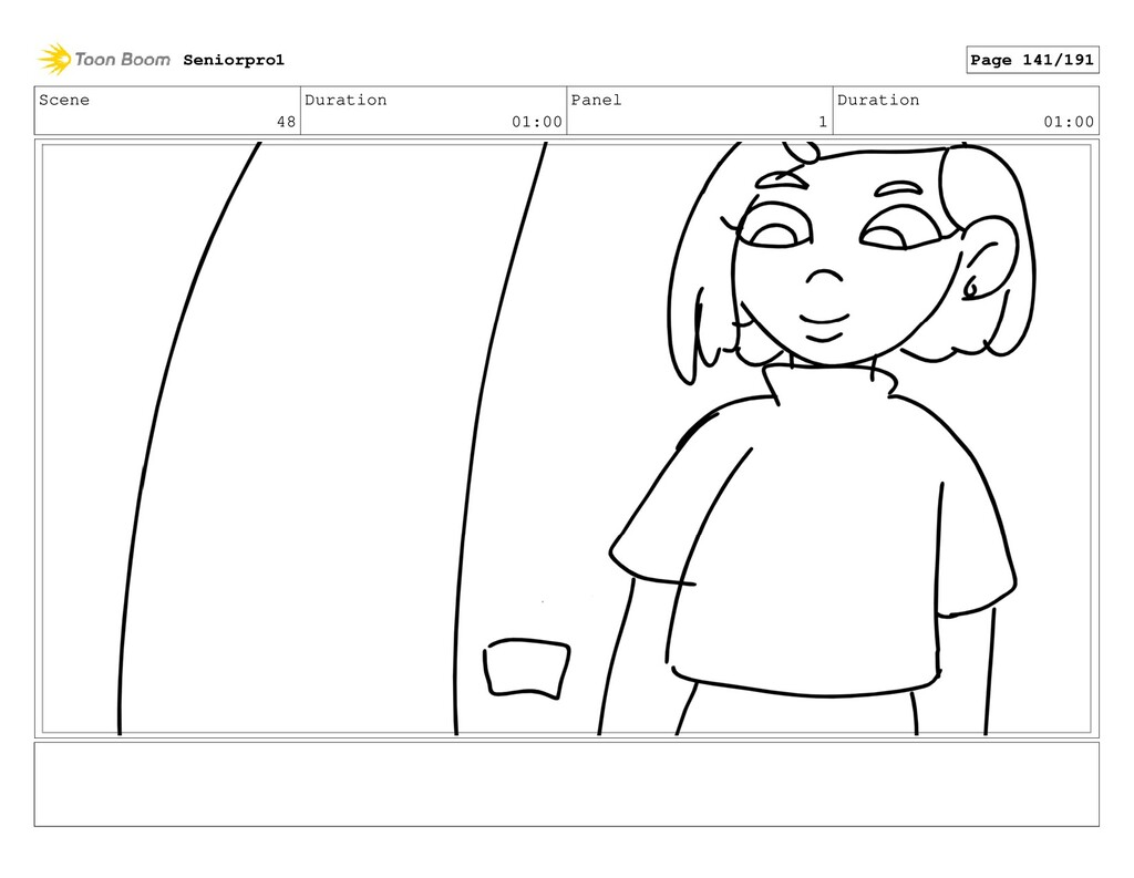 Scene 48 Duration 01:00 Panel 1 Duration 01:00 ...