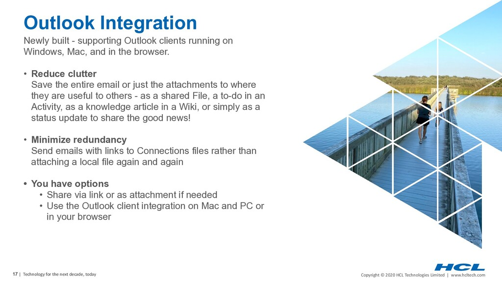Copyright © 2020 HCL Technologies Limited | www...
