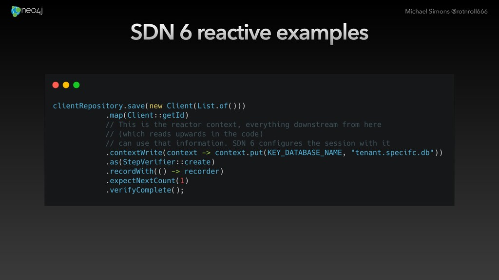 Michael Simons @rotnroll666 SDN 6 reactive exam...