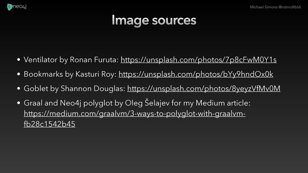 Michael Simons @rotnroll666 Image sources • Ven...
