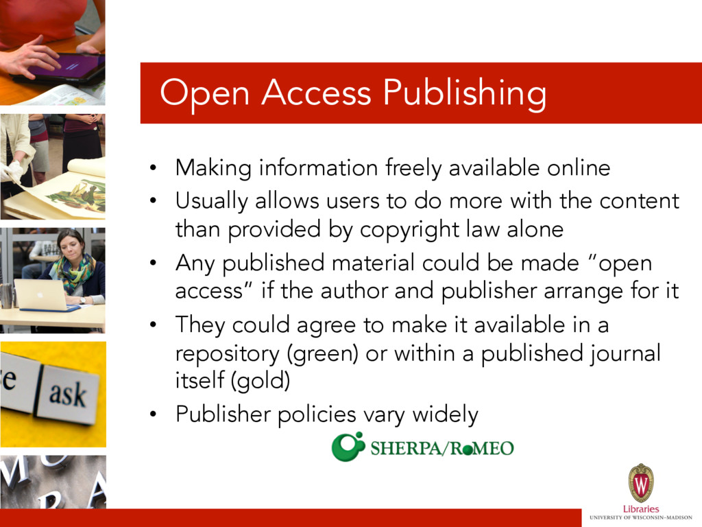 Open Access Publishing • Making information fr...