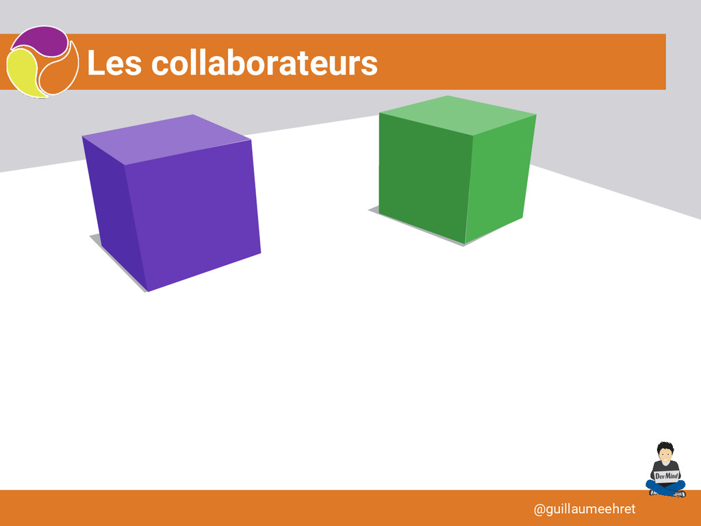 Les collaborateurs @guillaumeehret