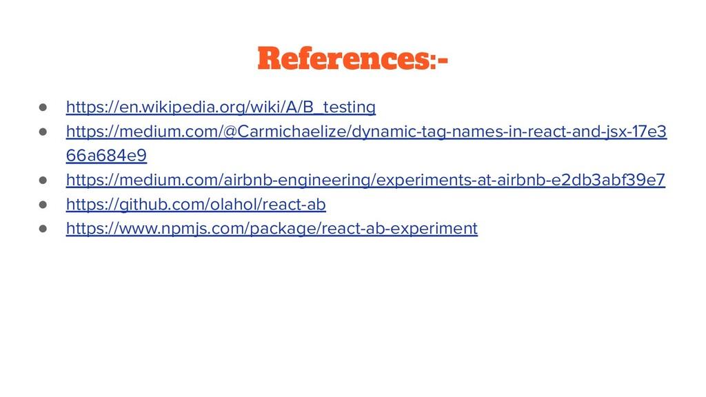 References:- ● https://en.wikipedia.org/wiki/A/...