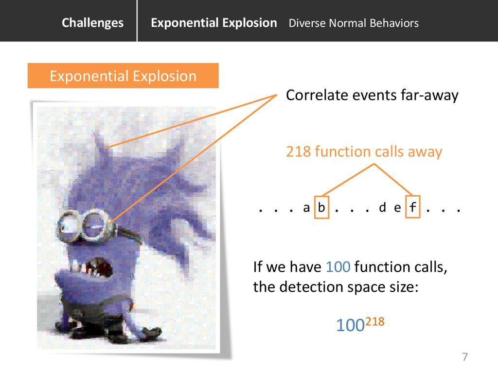Correlate events far-away 218 function calls aw...