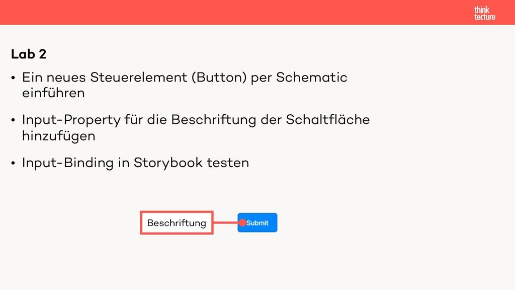 Lab 2 • Ein neues Steuerelement (Button) per Sc...