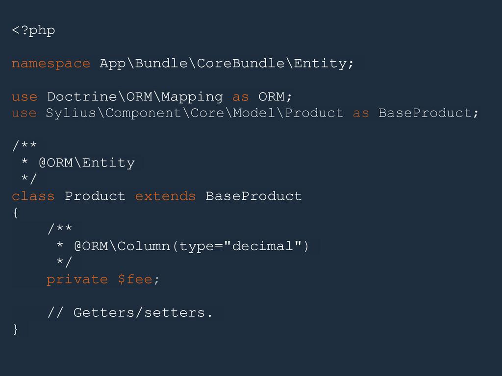 <?php ! namespace App\Bundle\CoreBundle\Entity;...