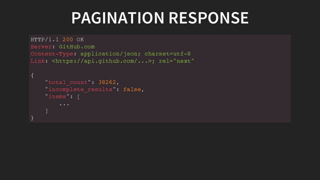 PAGINATION RESPONSE H T T P / 1 . 1 2 0 0 O K S...