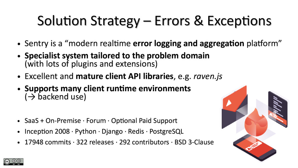 Solution Strategy – Errors & Exceptions Solutio...