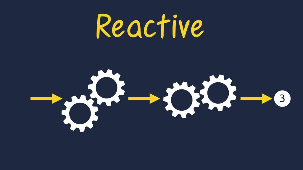 Reactive 3