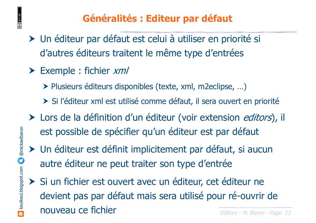 12 Editors - M. Baron - Page keulkeul.blogspot....