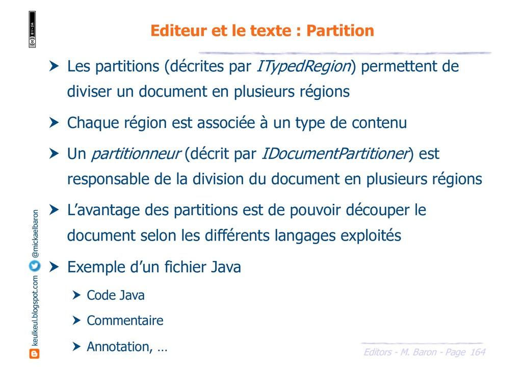 164 Editors - M. Baron - Page keulkeul.blogspot...