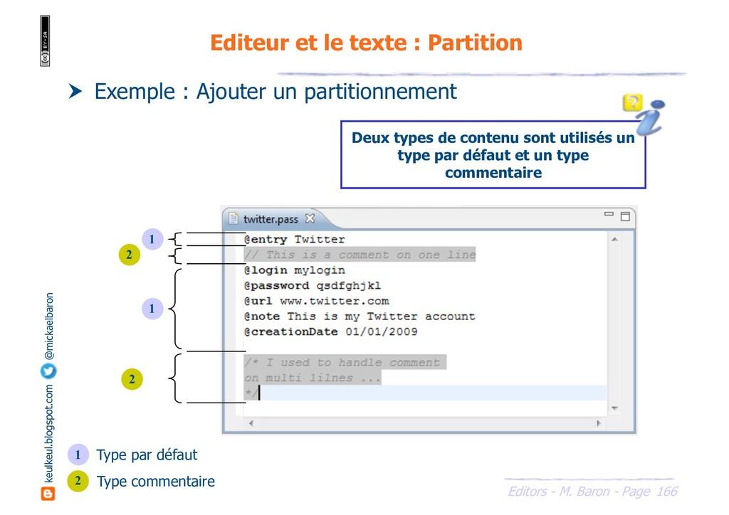 166 Editors - M. Baron - Page keulkeul.blogspot...