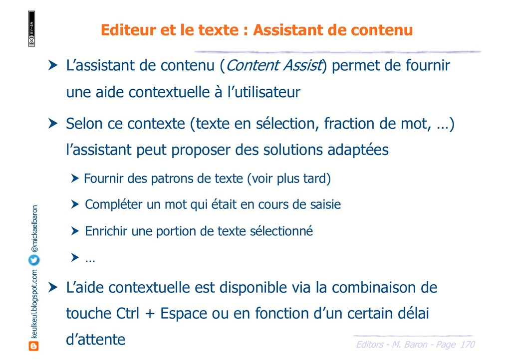 170 Editors - M. Baron - Page keulkeul.blogspot...