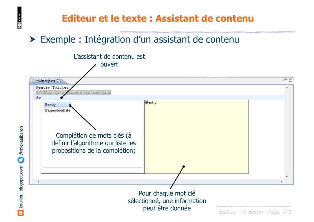 171 Editors - M. Baron - Page keulkeul.blogspot...