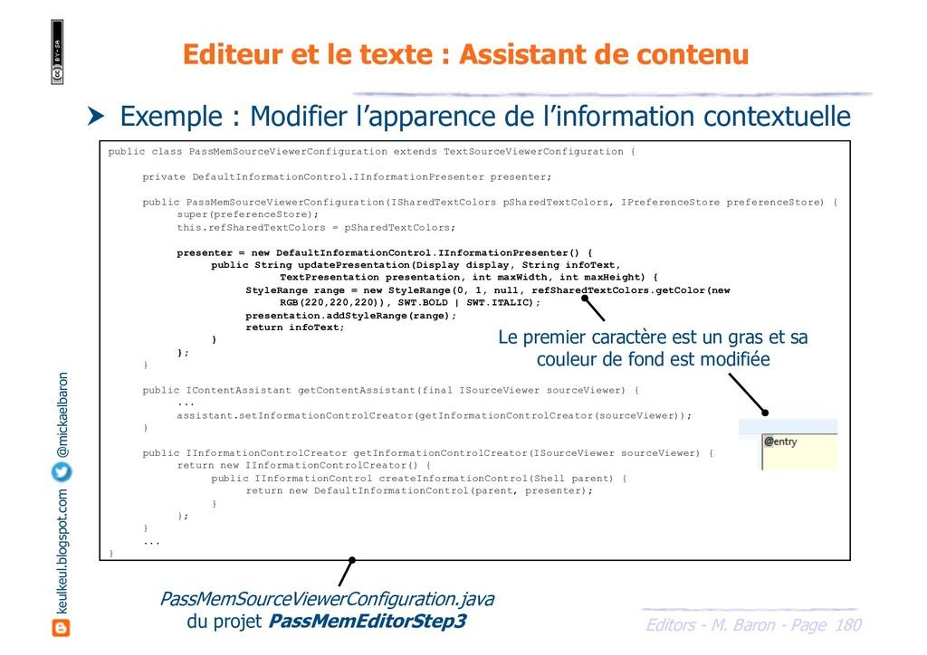 180 Editors - M. Baron - Page keulkeul.blogspot...
