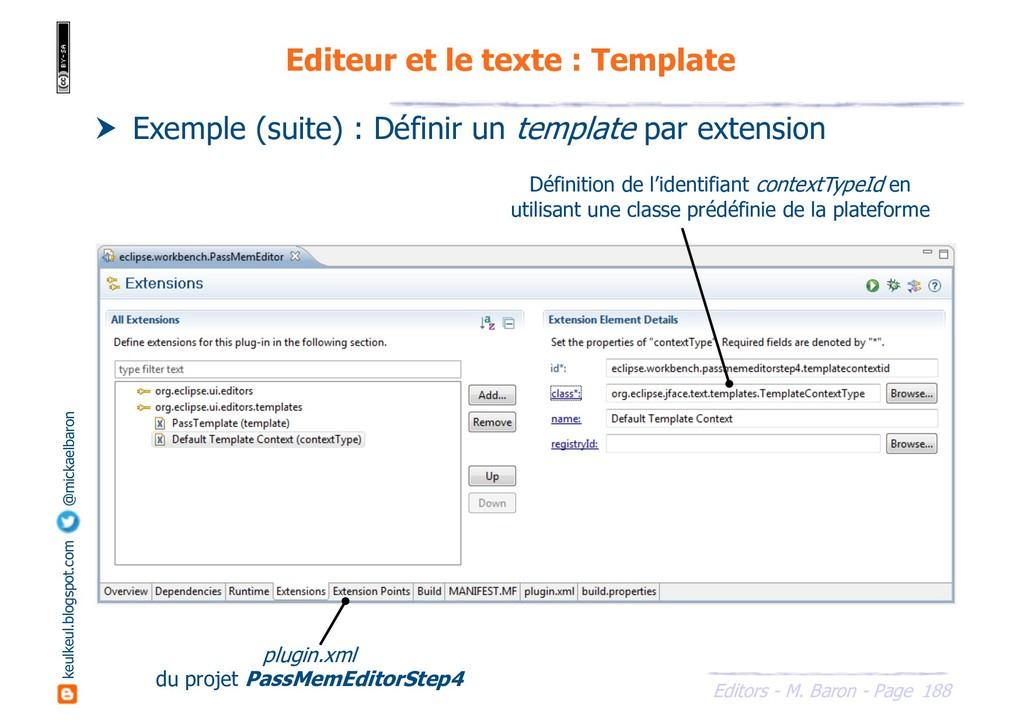 188 Editors - M. Baron - Page keulkeul.blogspot...