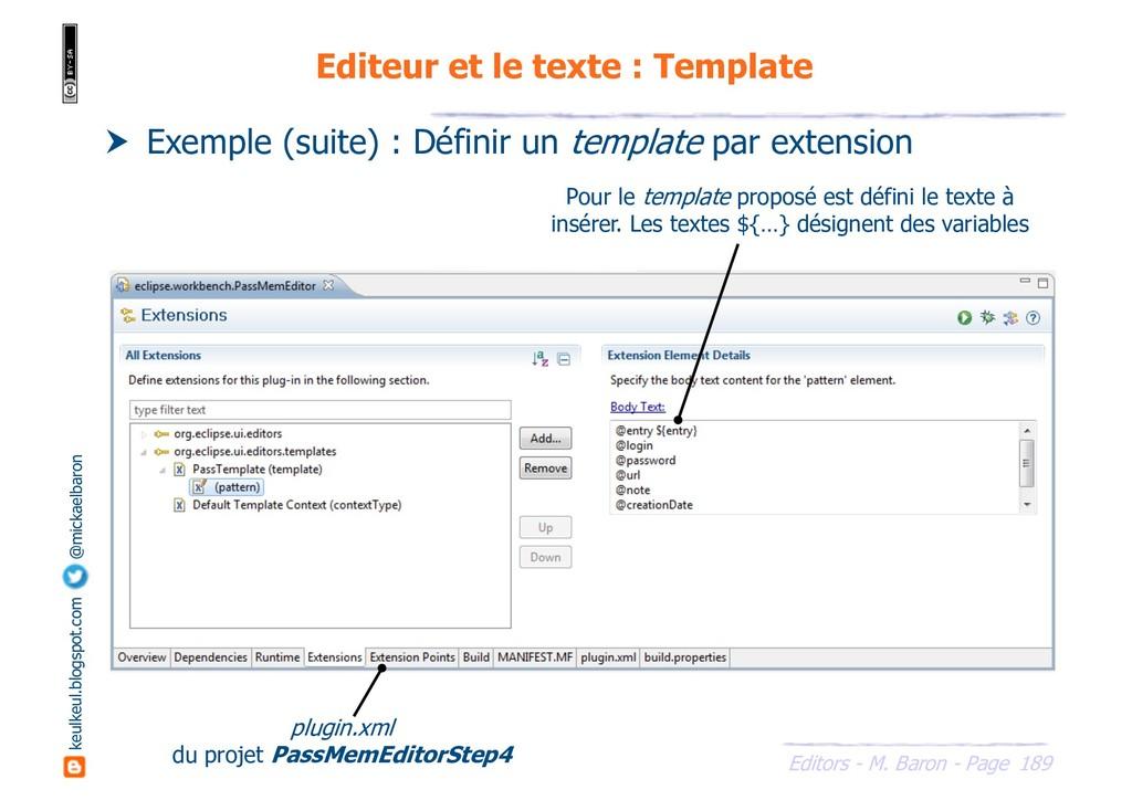 189 Editors - M. Baron - Page keulkeul.blogspot...
