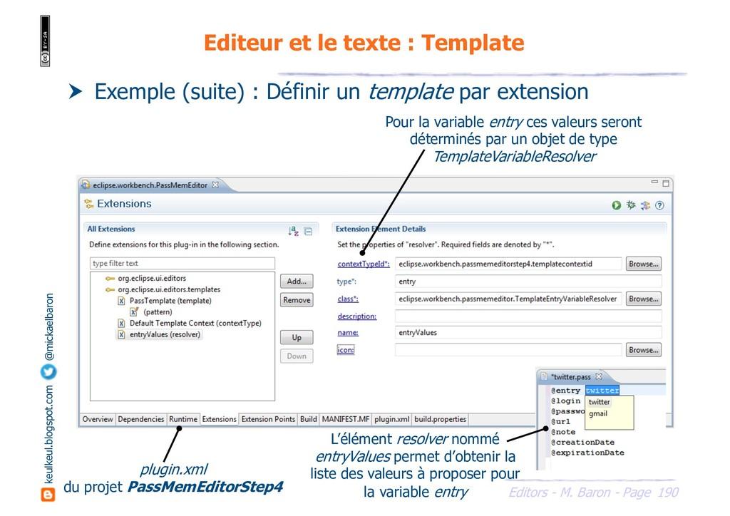190 Editors - M. Baron - Page keulkeul.blogspot...