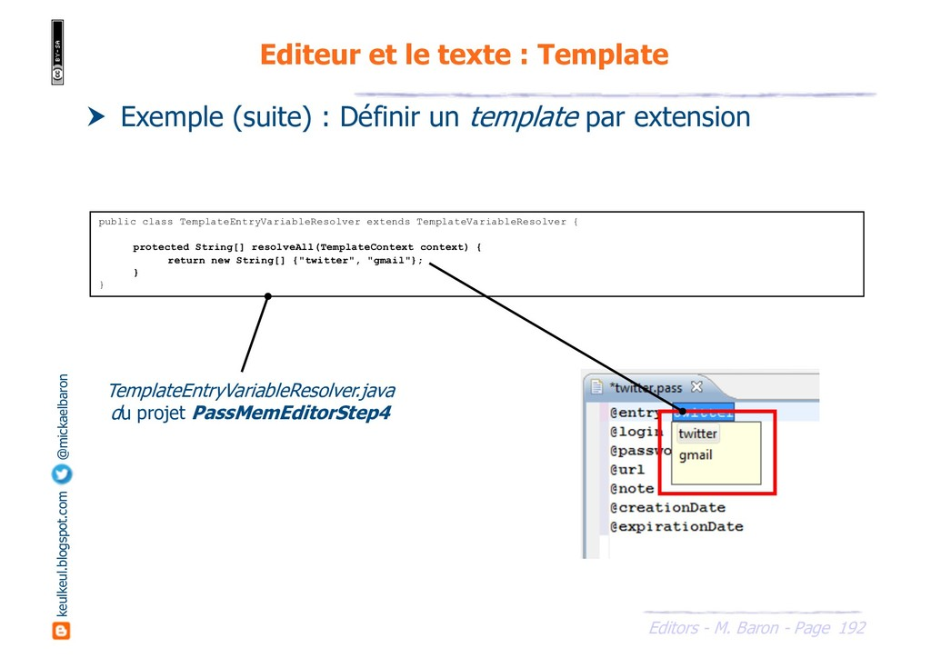 192 Editors - M. Baron - Page keulkeul.blogspot...