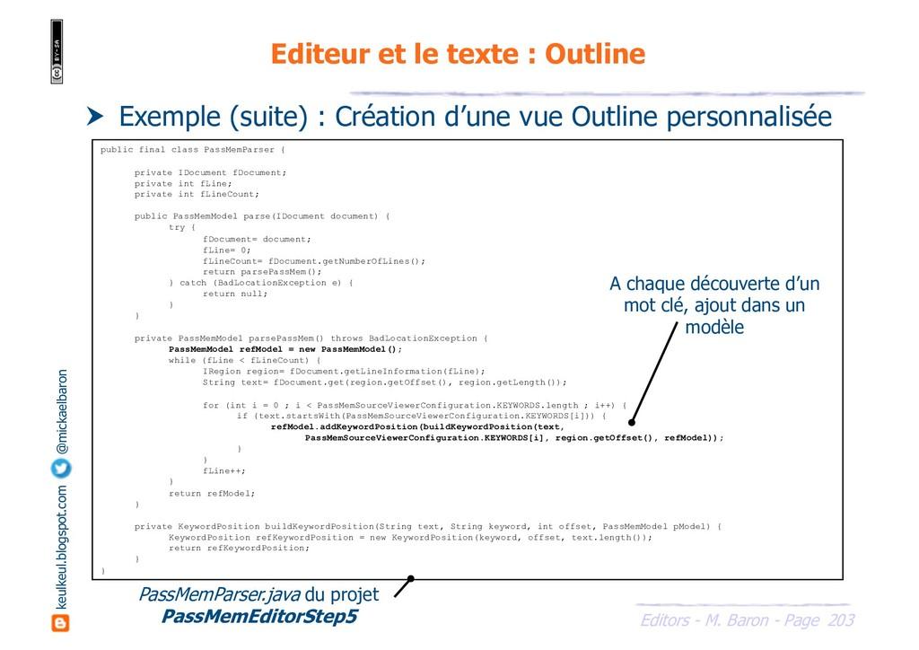 203 Editors - M. Baron - Page keulkeul.blogspot...