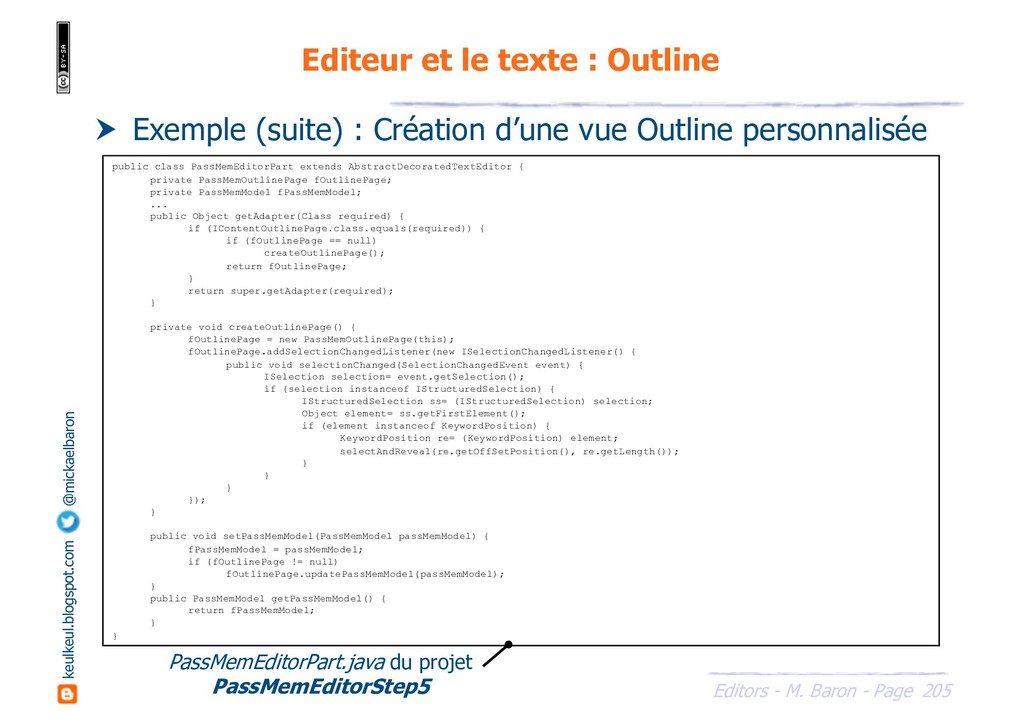 205 Editors - M. Baron - Page keulkeul.blogspot...