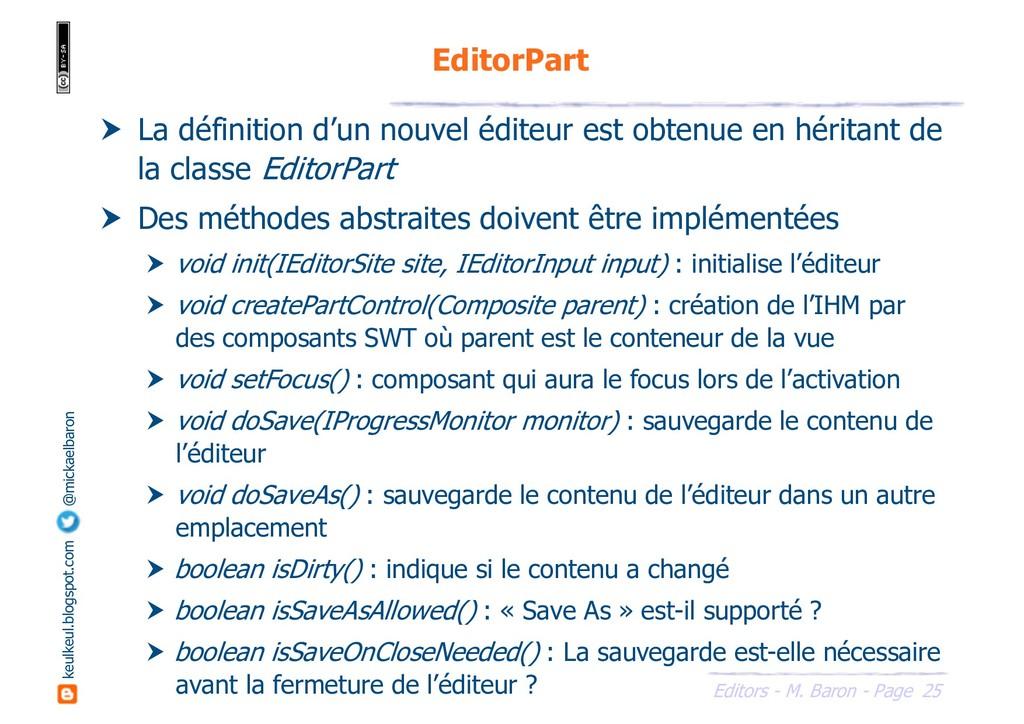 25 Editors - M. Baron - Page keulkeul.blogspot....