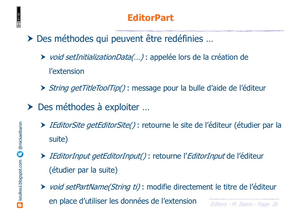 26 Editors - M. Baron - Page keulkeul.blogspot....