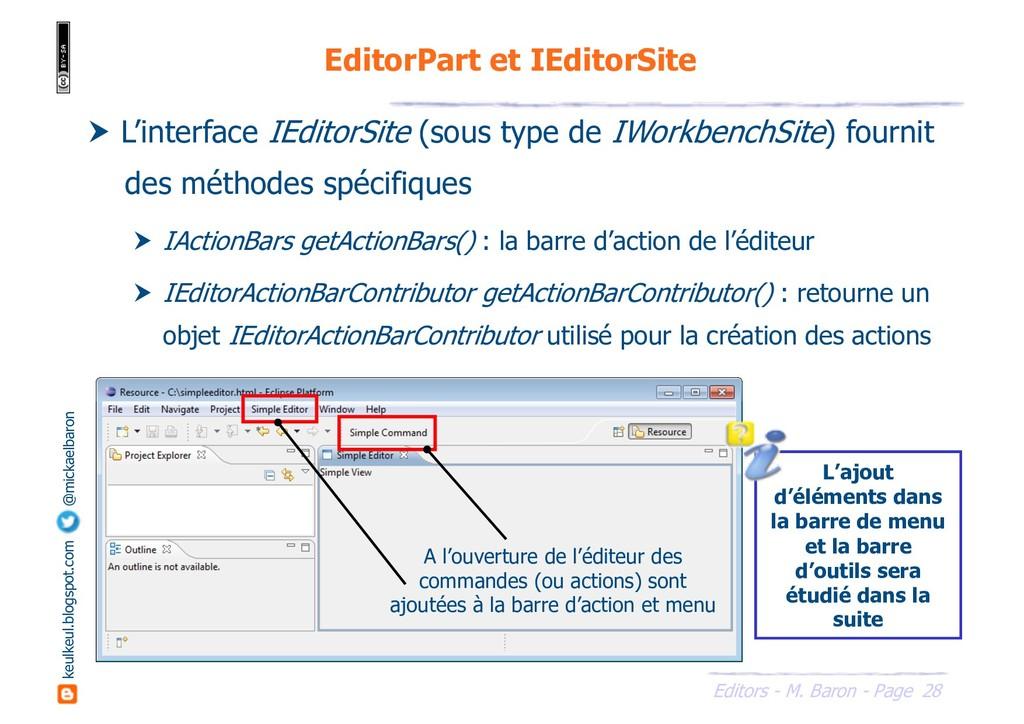 28 Editors - M. Baron - Page keulkeul.blogspot....