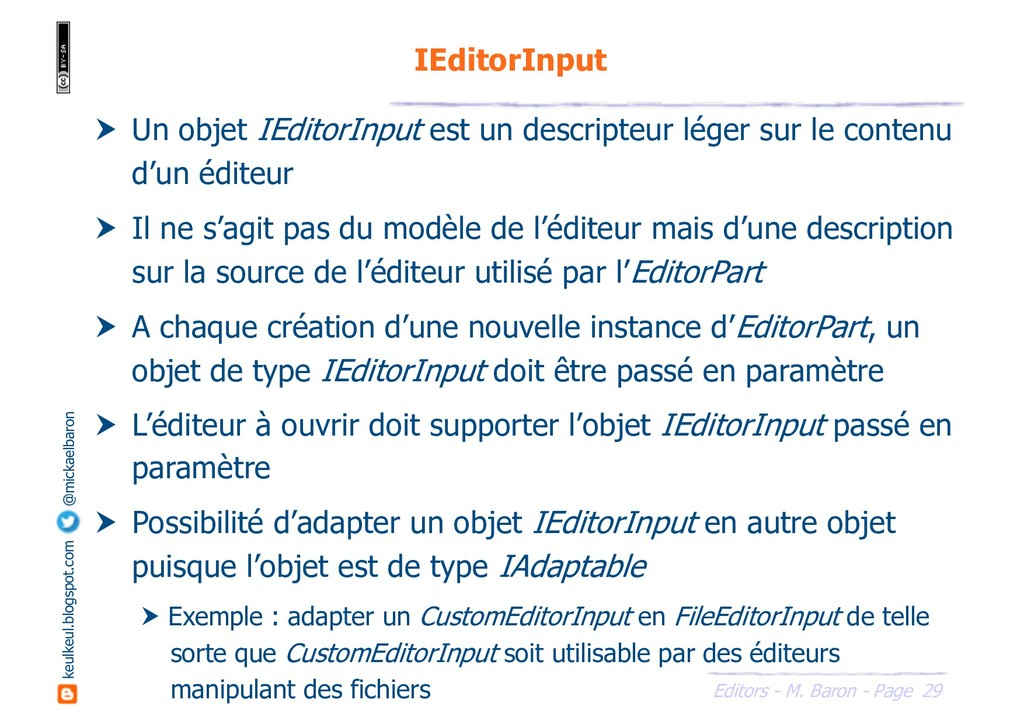 29 Editors - M. Baron - Page keulkeul.blogspot....